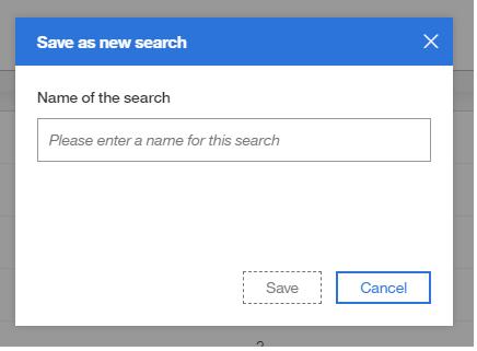Advanced Session Search - 8