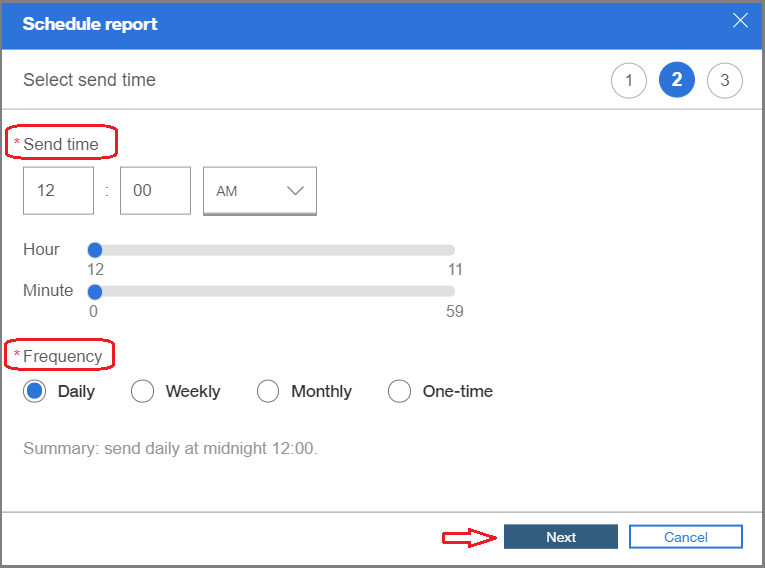 Creating Reports - 38
