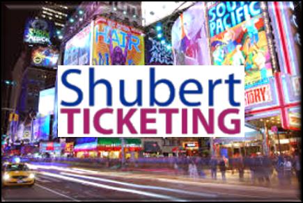 Shubert Ticketing Broadway