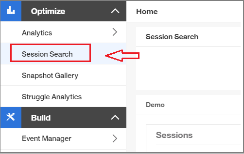 Simple Session Search - 1