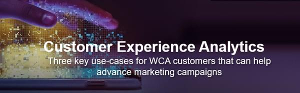 WCXA for WCA clients