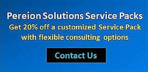 Pereion Solutions Service Packs